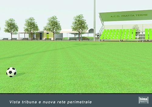 Area centro sportivo V.Spazzoli Fratta Terme